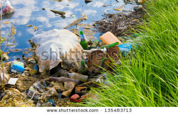 Waste by the Water